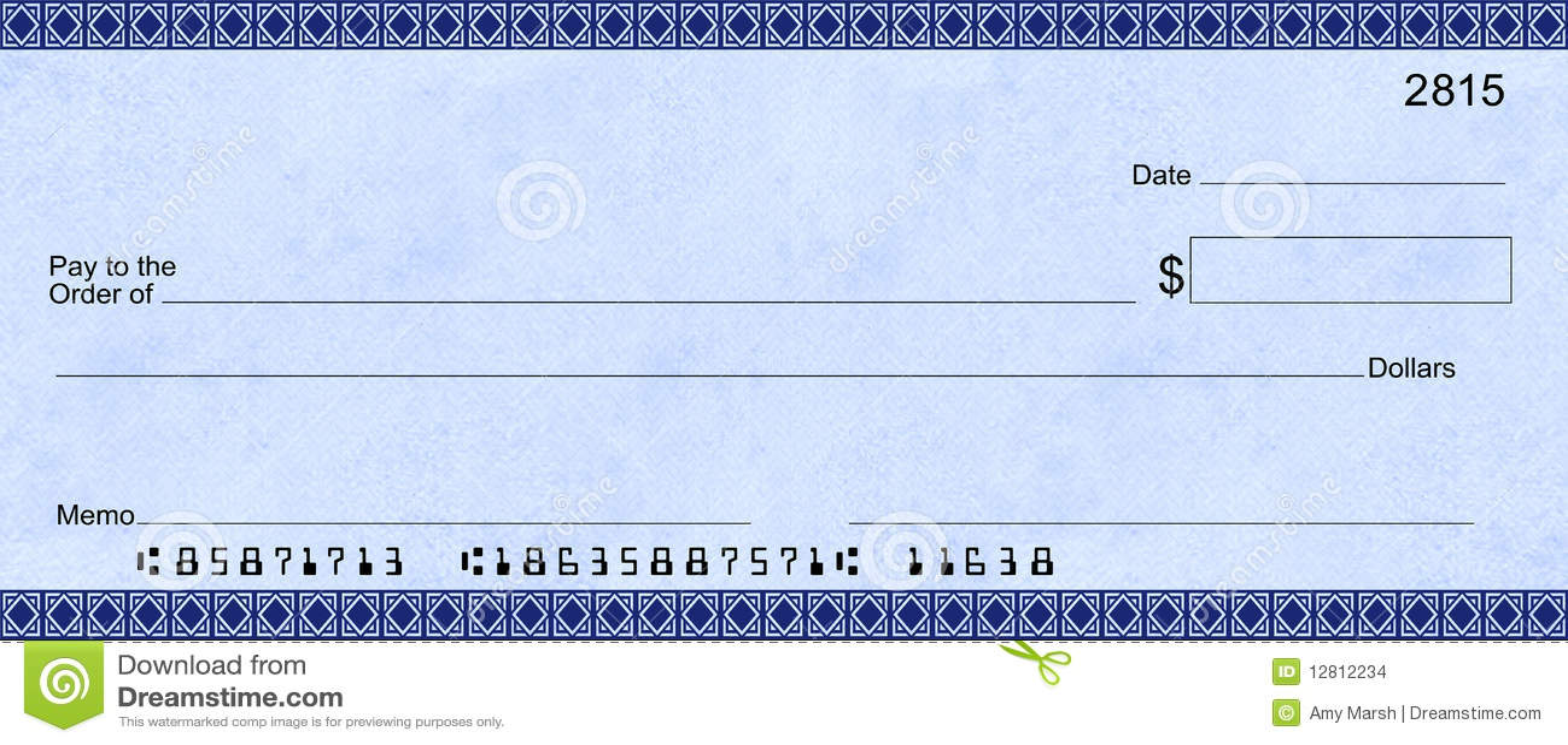 Order Personal Bank Checks