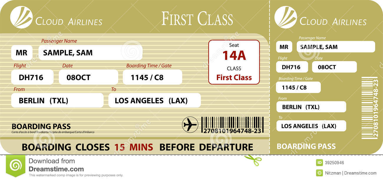 Cruise Boarding Pass Template christmas card design boarding pass – Free Pass Template