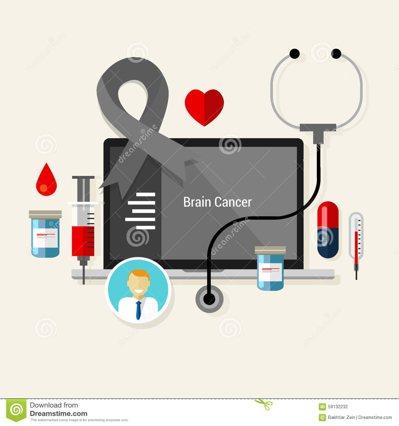 Brain Cancer Treatment Chemotherapy Medicine Medical
