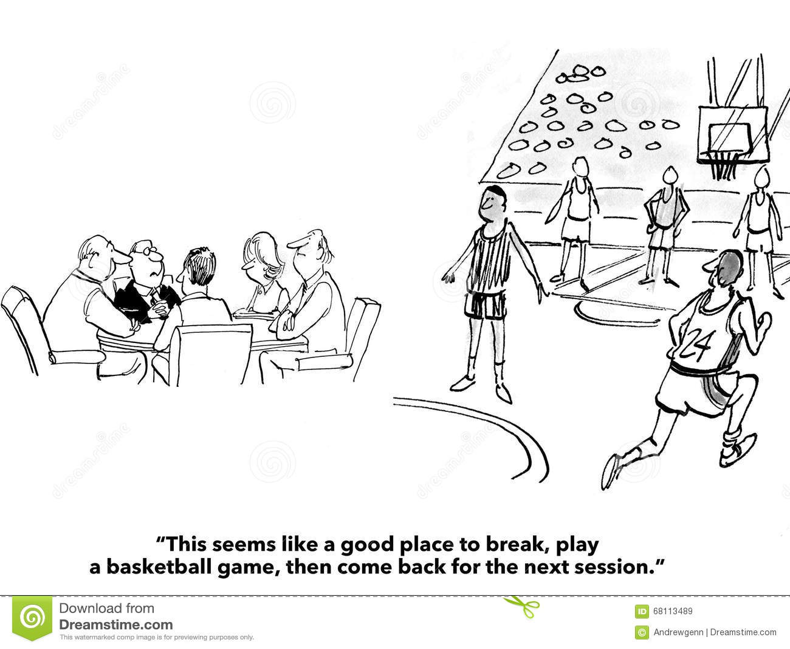Breakout Session Stock Illustration Illustration Of Game