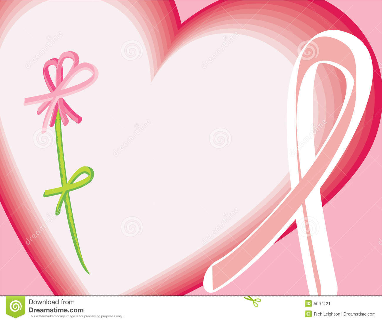 Breast Cancer Awareness Stock Image Image 5097421
