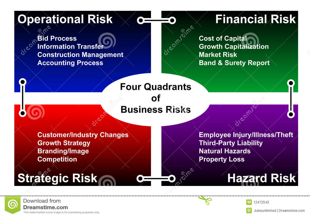 Business Risk Diagram