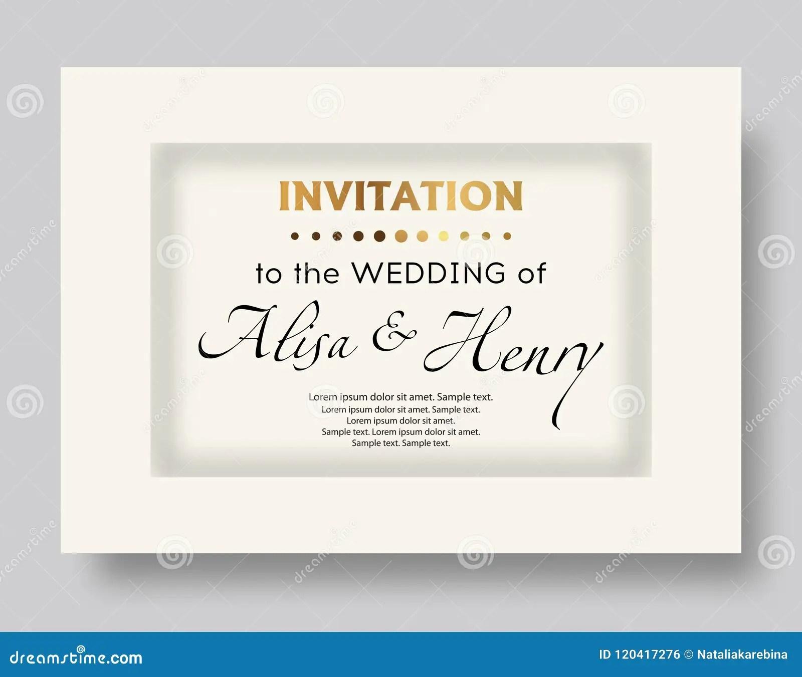 calibre d invitation de mariage fond