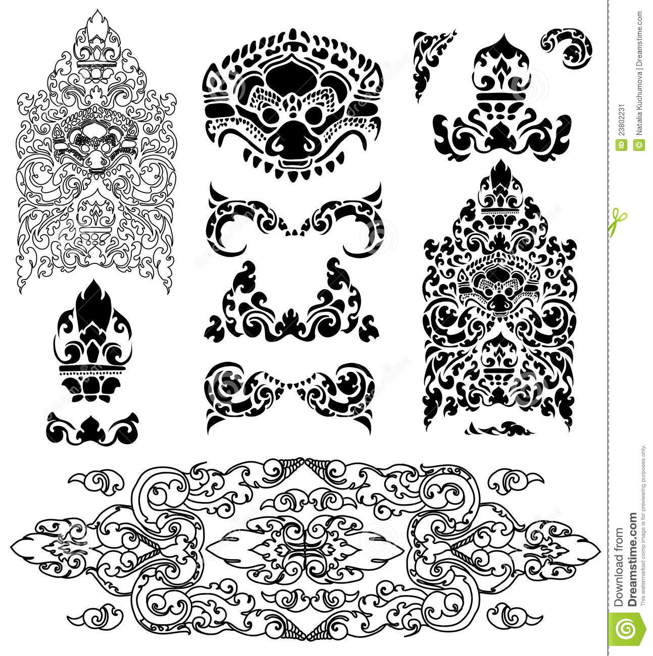 Khmer Design Pictures To Pin