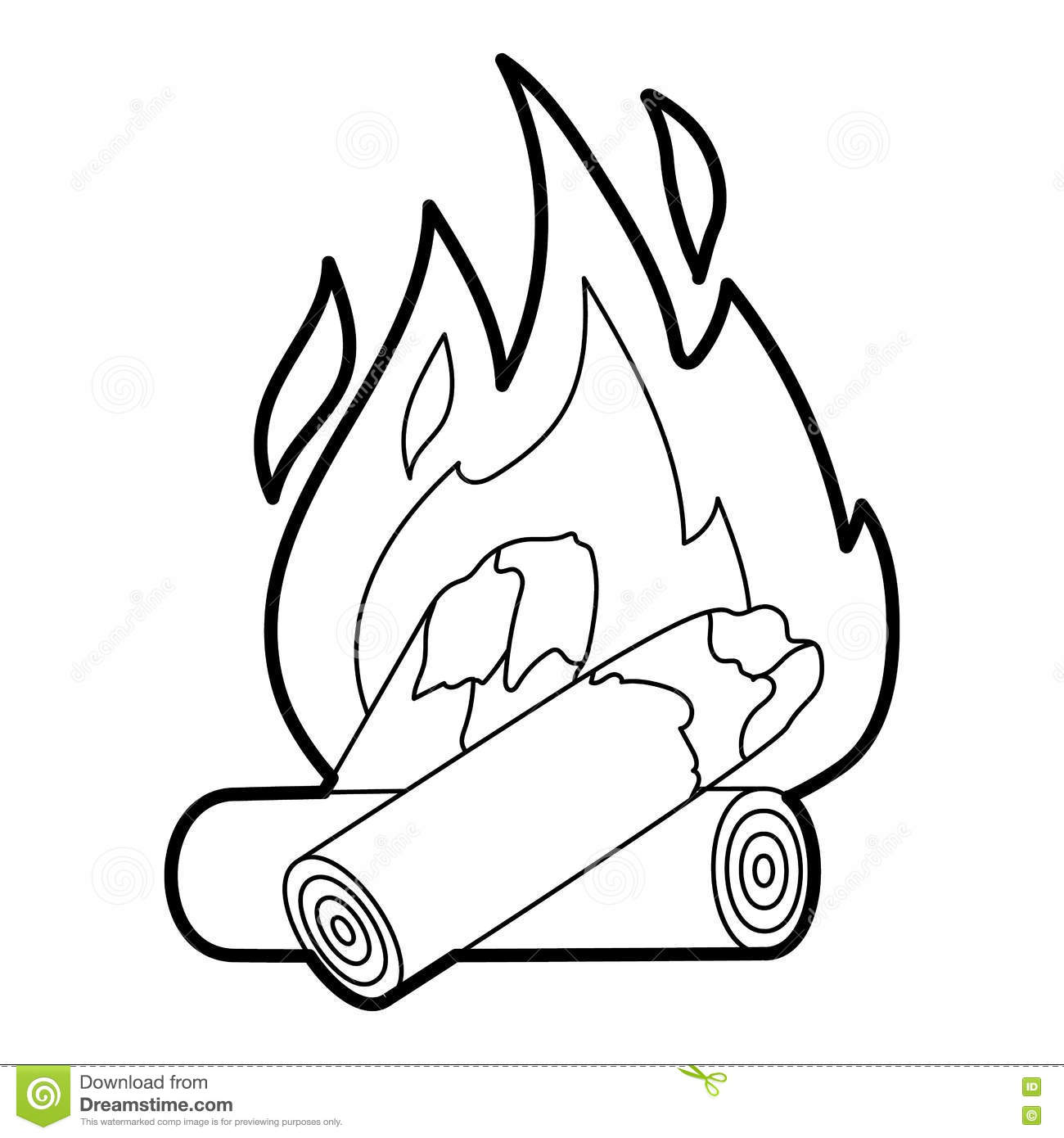 Firewood Coloring Pages Coloring Pages