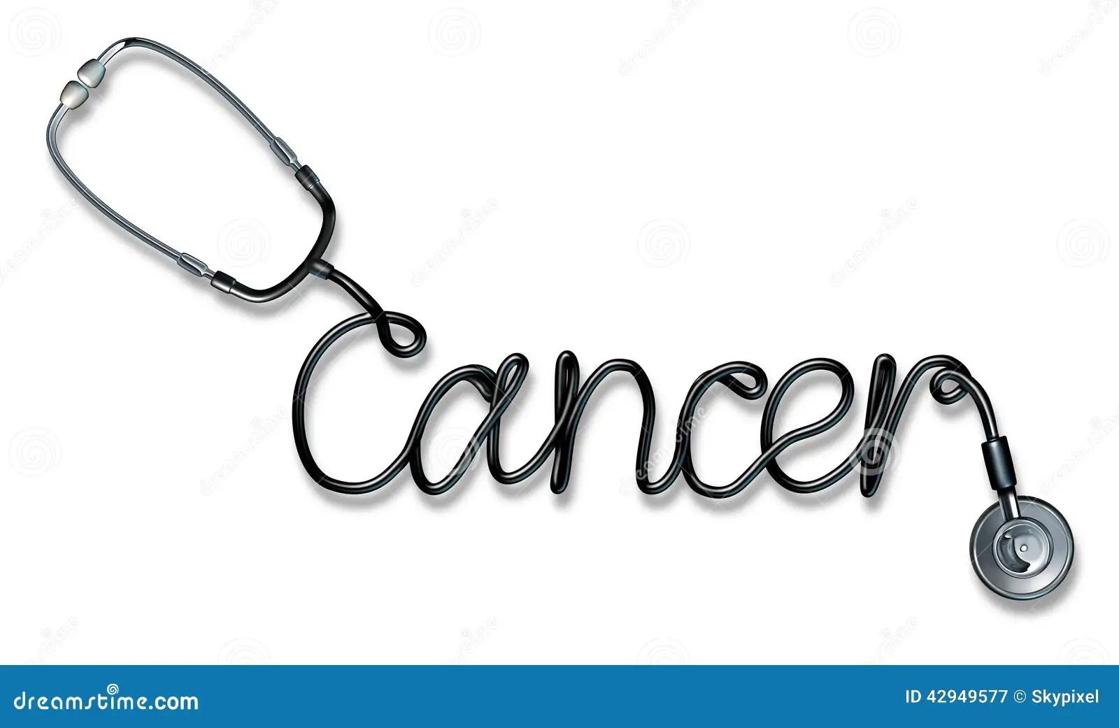 Cancer Concept Stock Illustration