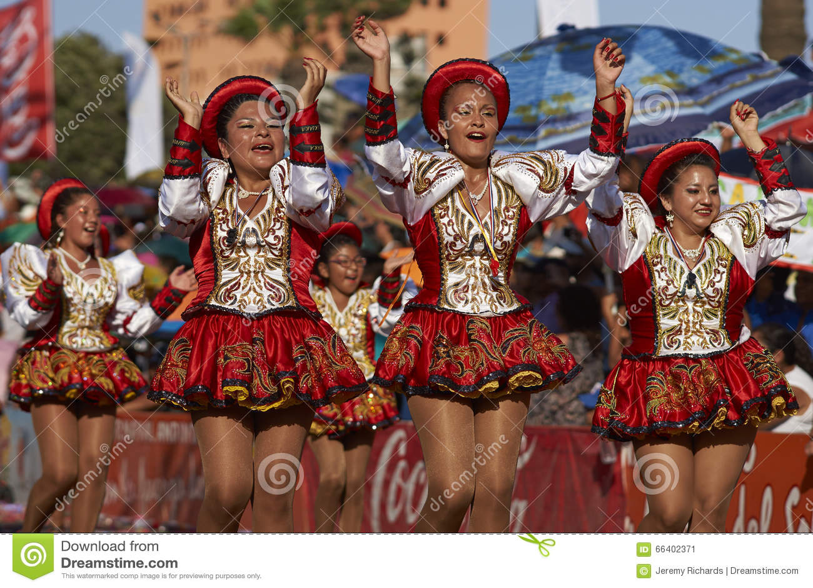 Peru Costumes Girl Traditional