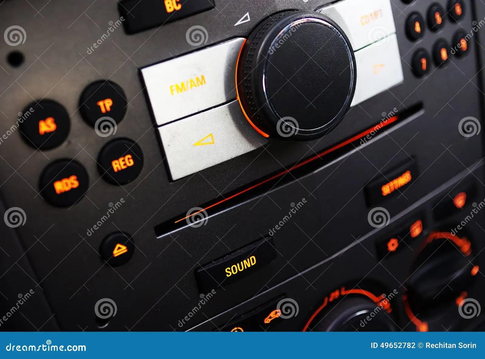 Car Instrument Panel Stock Photo Image Of Panel