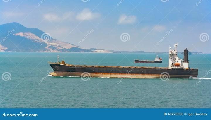 Cargo Shipping Stock Photo - Image: 63225003