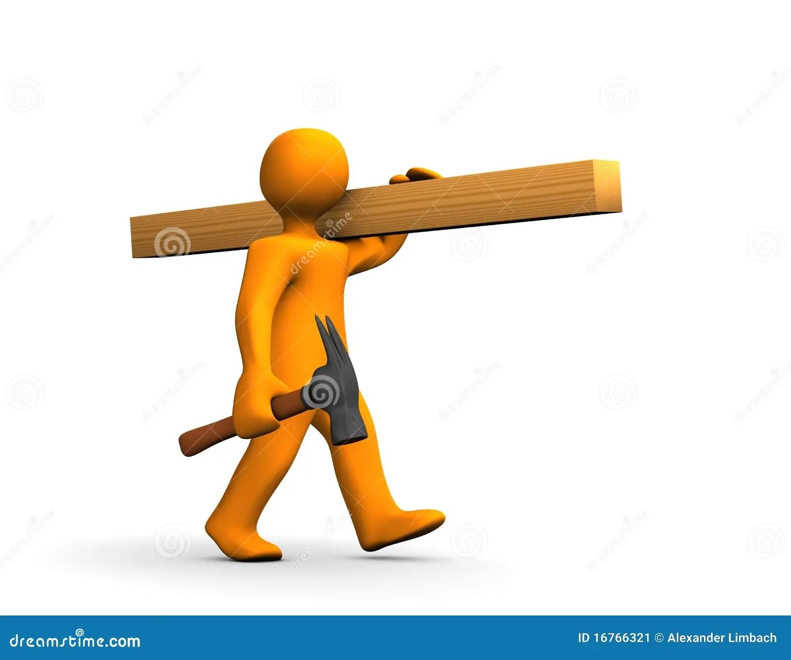 Carpenter Stock Image Image 16766321