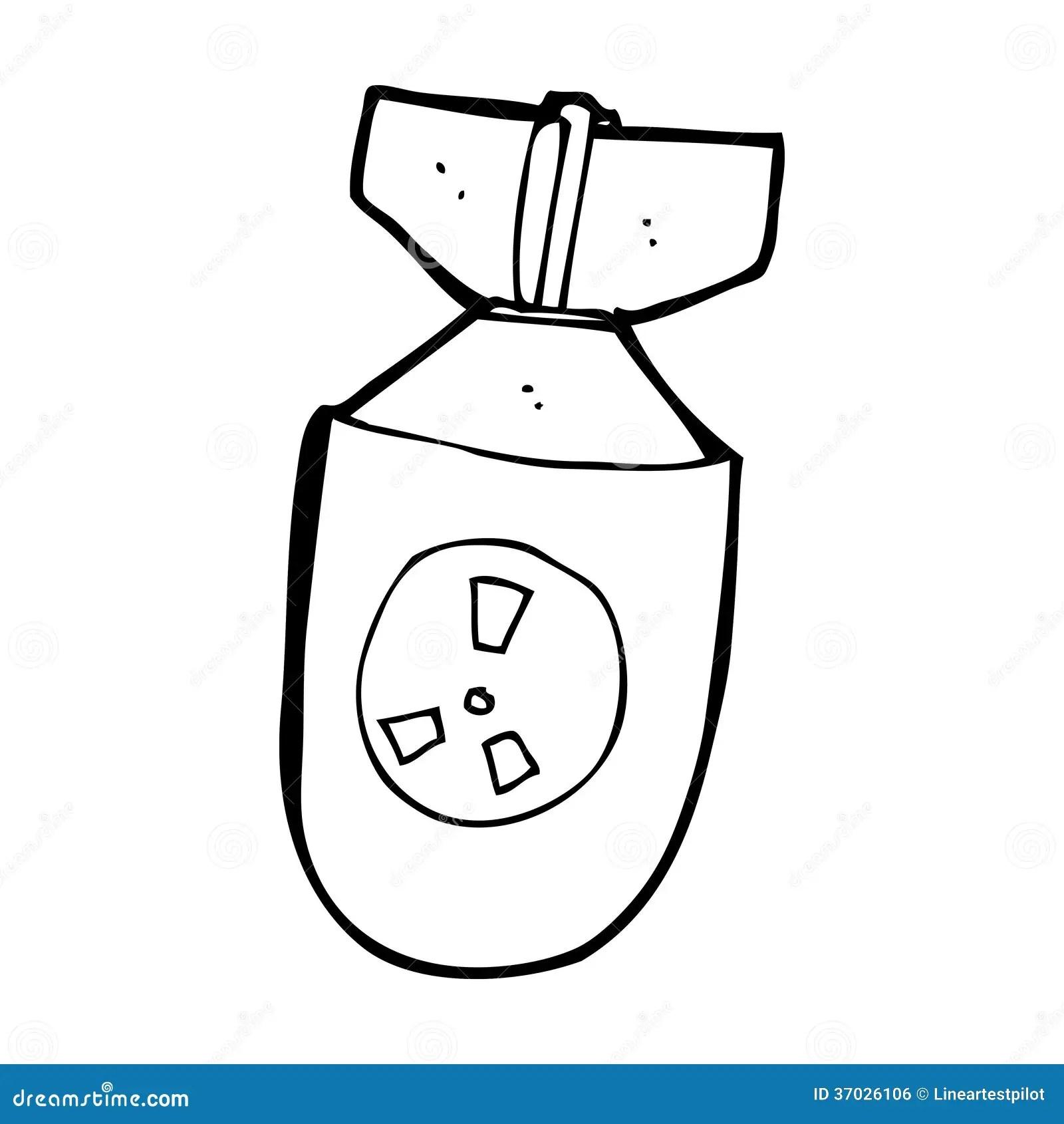 Cartoon Atom Stock Illustration Illustration Of