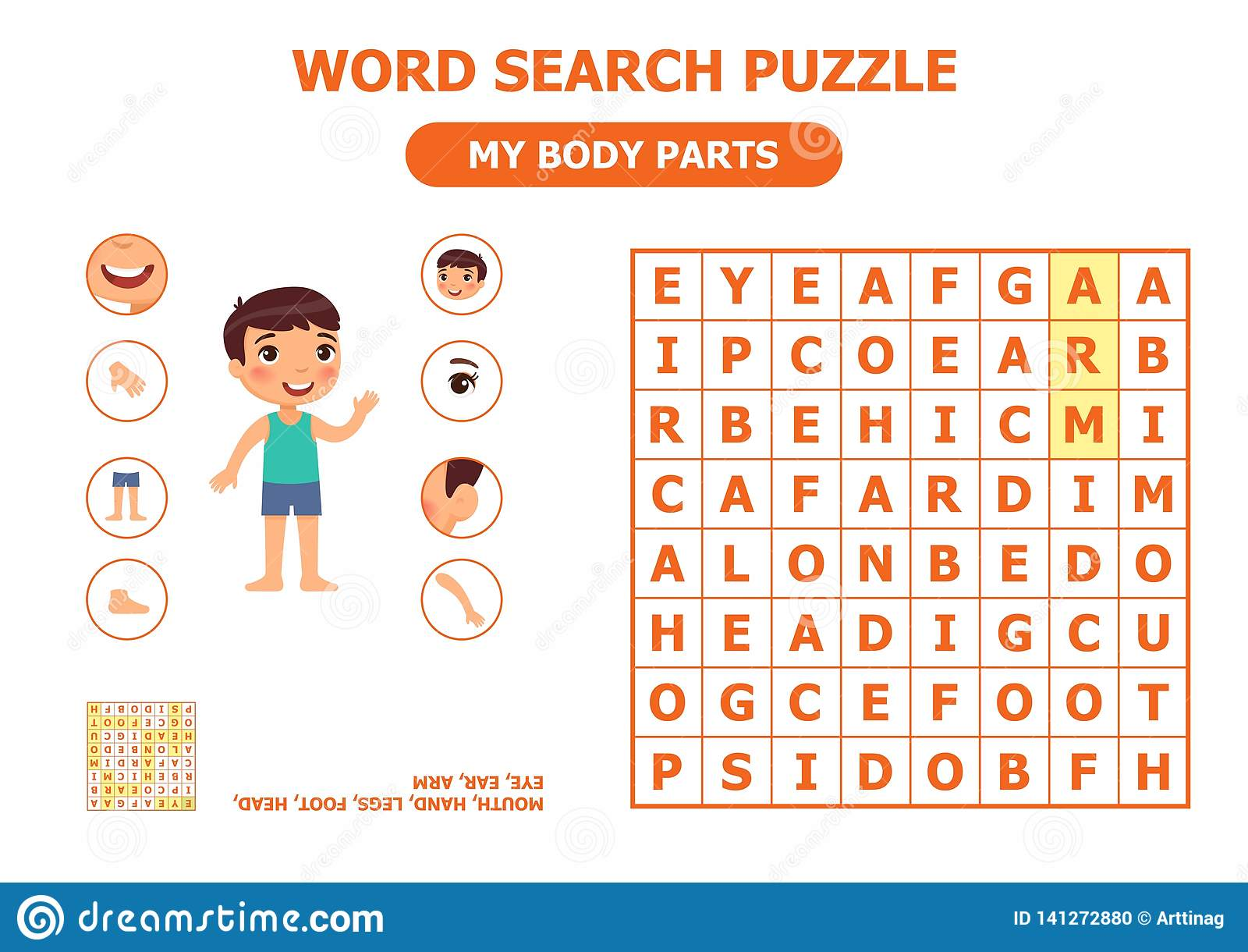 Basketball Word Search For Kids