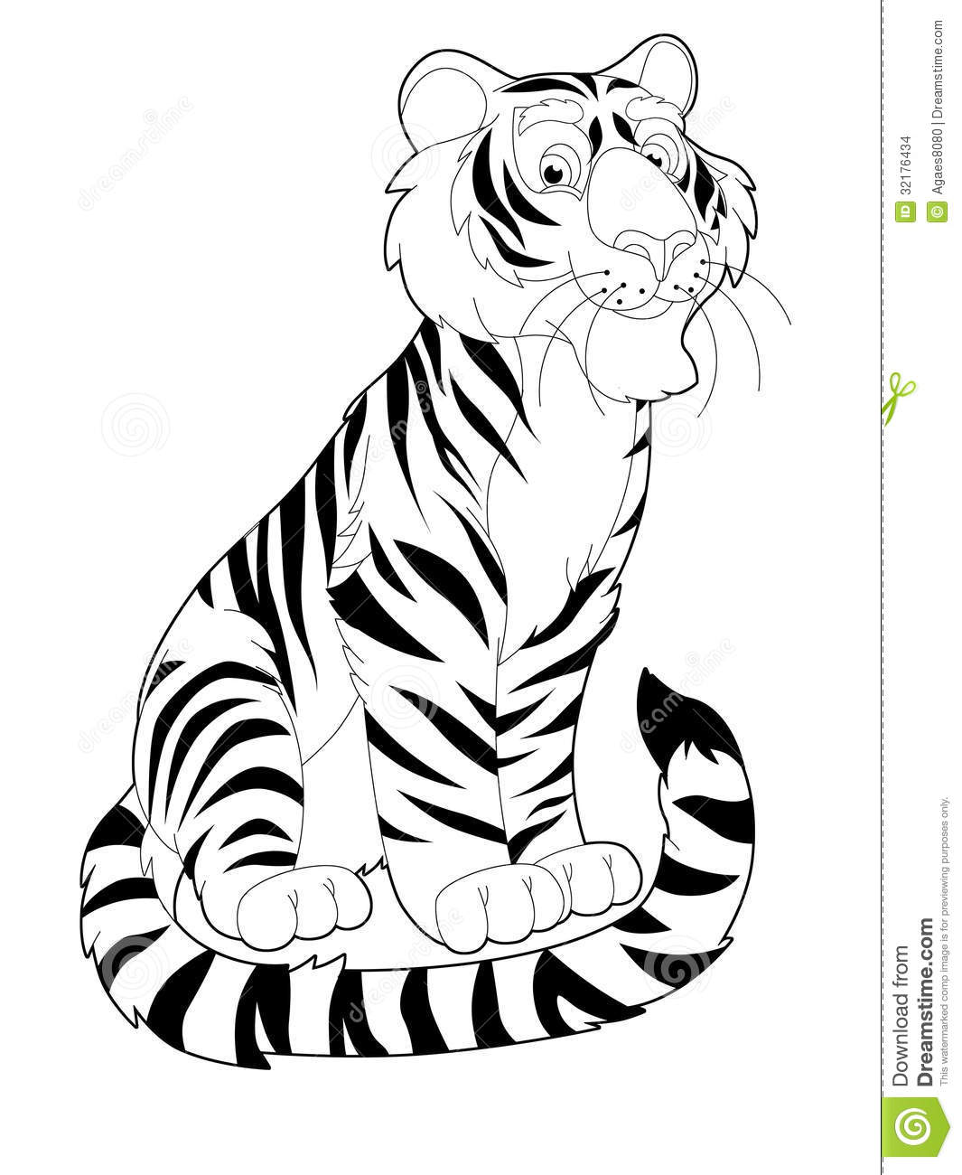 Safari Animals Coloring Pages - GetColoringPages.com | 1300x1065