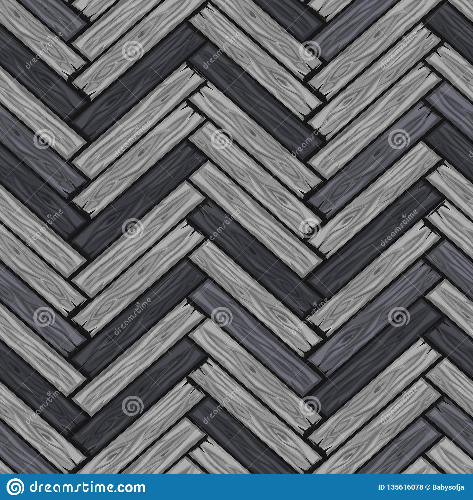 https www dreamstime com cartoonwood herringbone tiles pattern seamless texture grey wooden parquet board vector illustration user interface image135616078