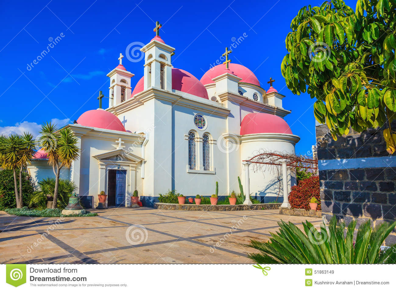 Cathedral Of The Twelve Apostles Stock Image