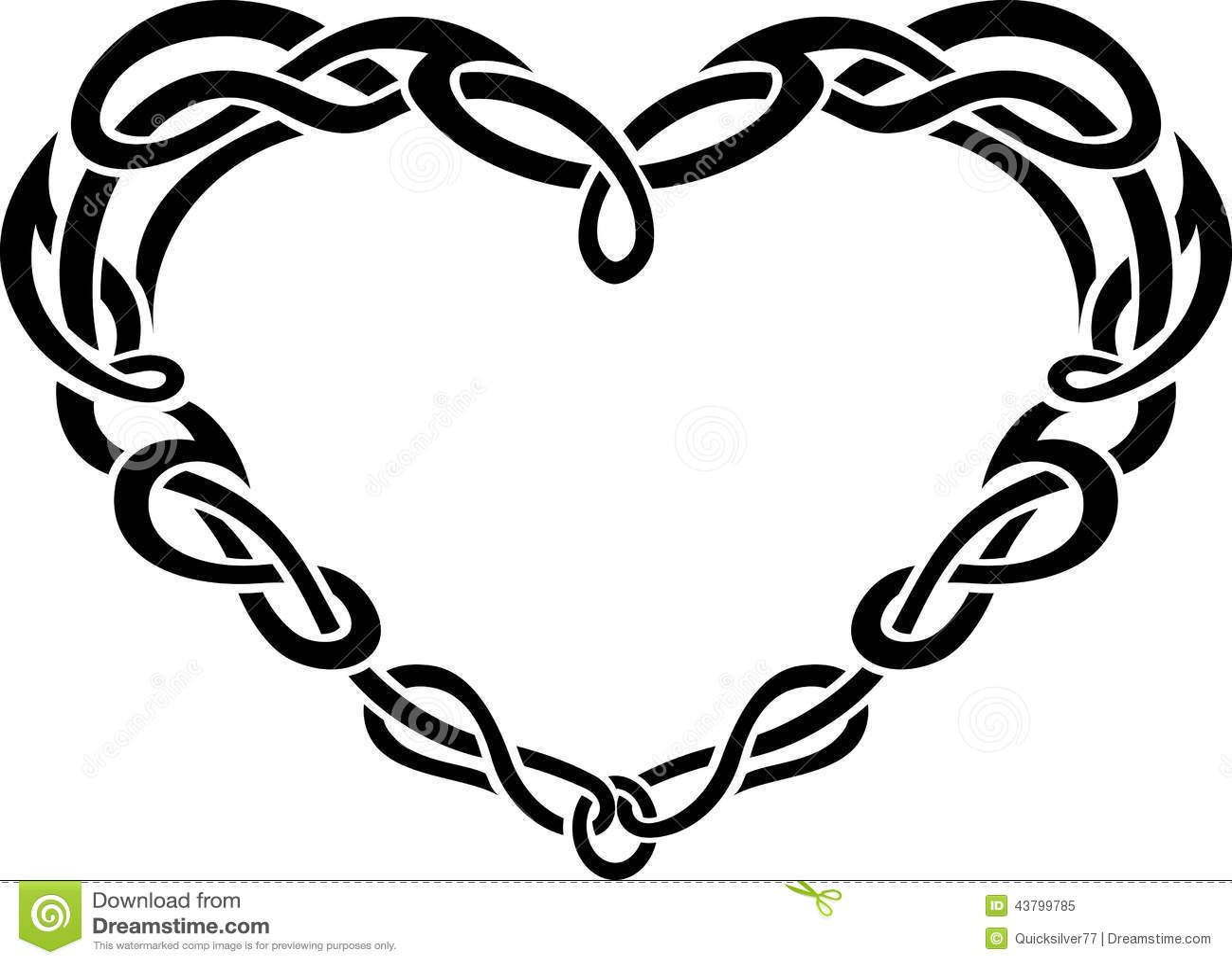 Celtic Knots Heart Stock Illustrations 67 Celtic Knots Heart Stock Illustrations Vectors Clipart Dreamstime