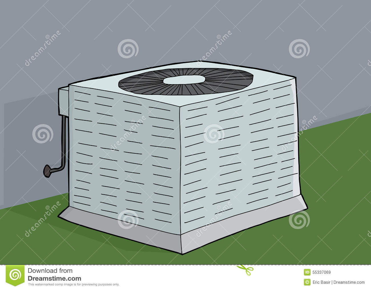 Residential Central Air Conditioning Units