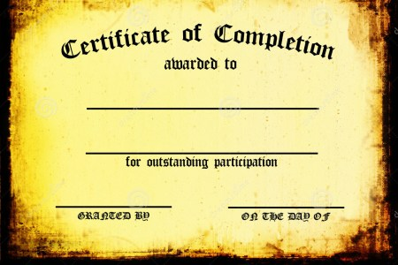 Free printable certificate of completion free professional resume fantastic certificate of completion templates word powerpoint printable certificate of completion template free certificate of completion template maxwellsz