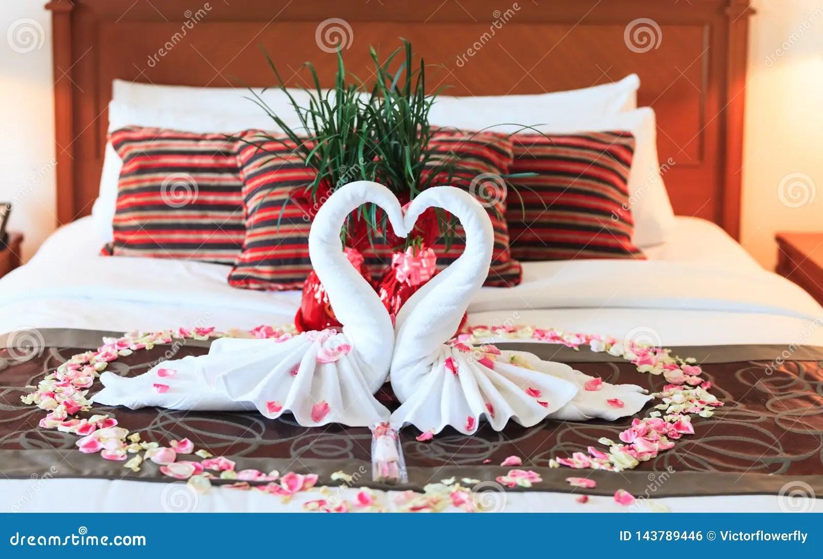 chambre a coucher romantique interieure