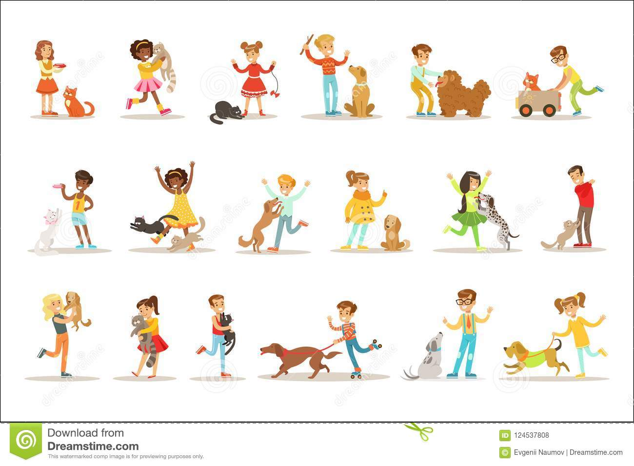 Pet Animals Images For Kids
