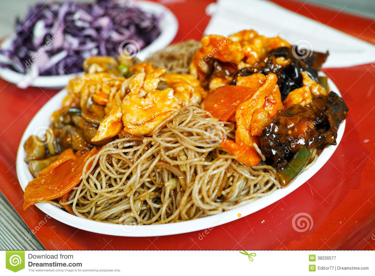 Chinese Food Details Stock Image Image Of Cuisine