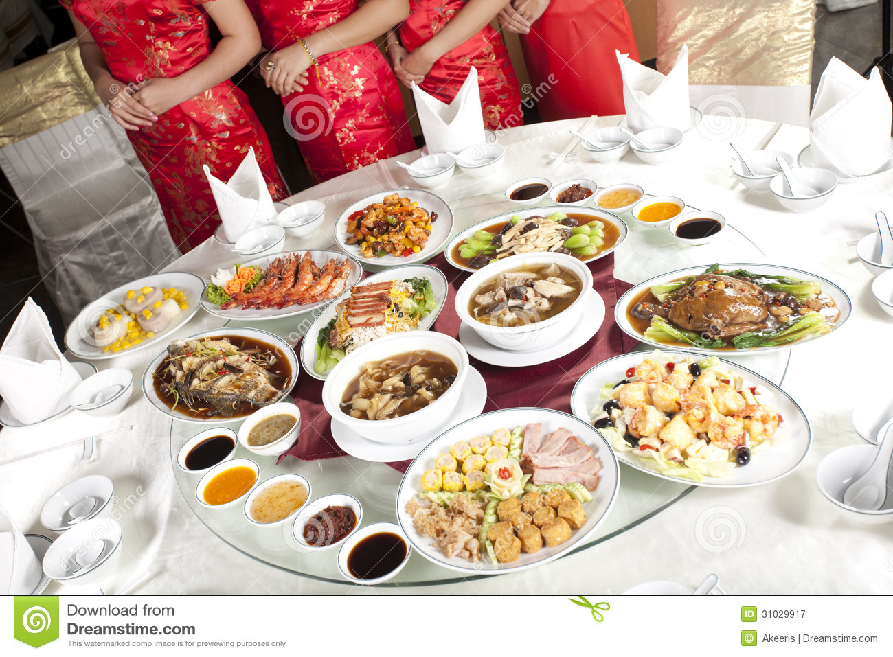 Chinese Food Stock Image Image Of Cuisine Eating Gold
