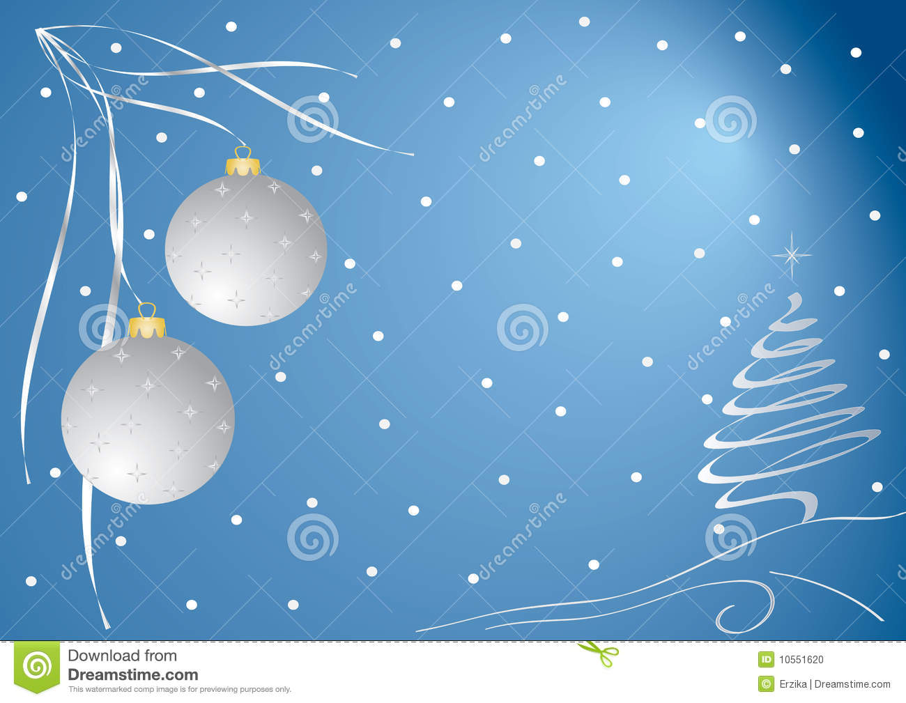 Christmas Card Stock Vector Image Of Ornate Decoration