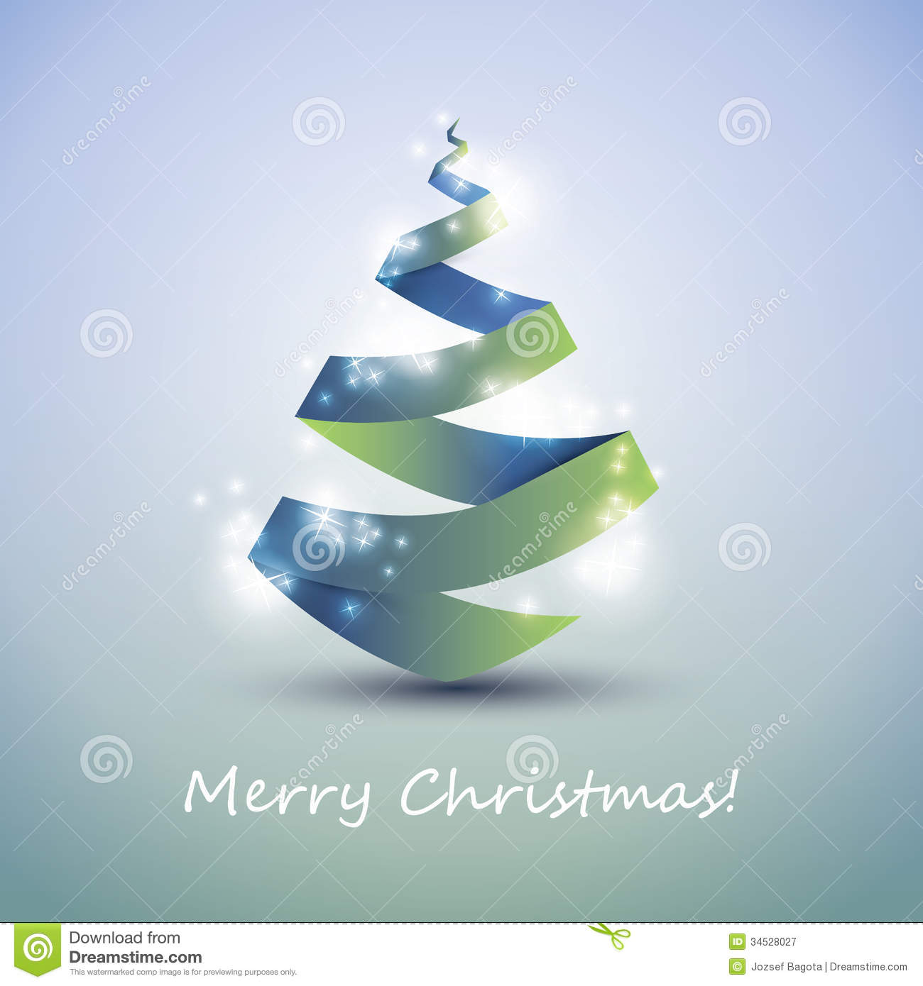 Christmas Card Stock Vector Image Of Holiday Christmas