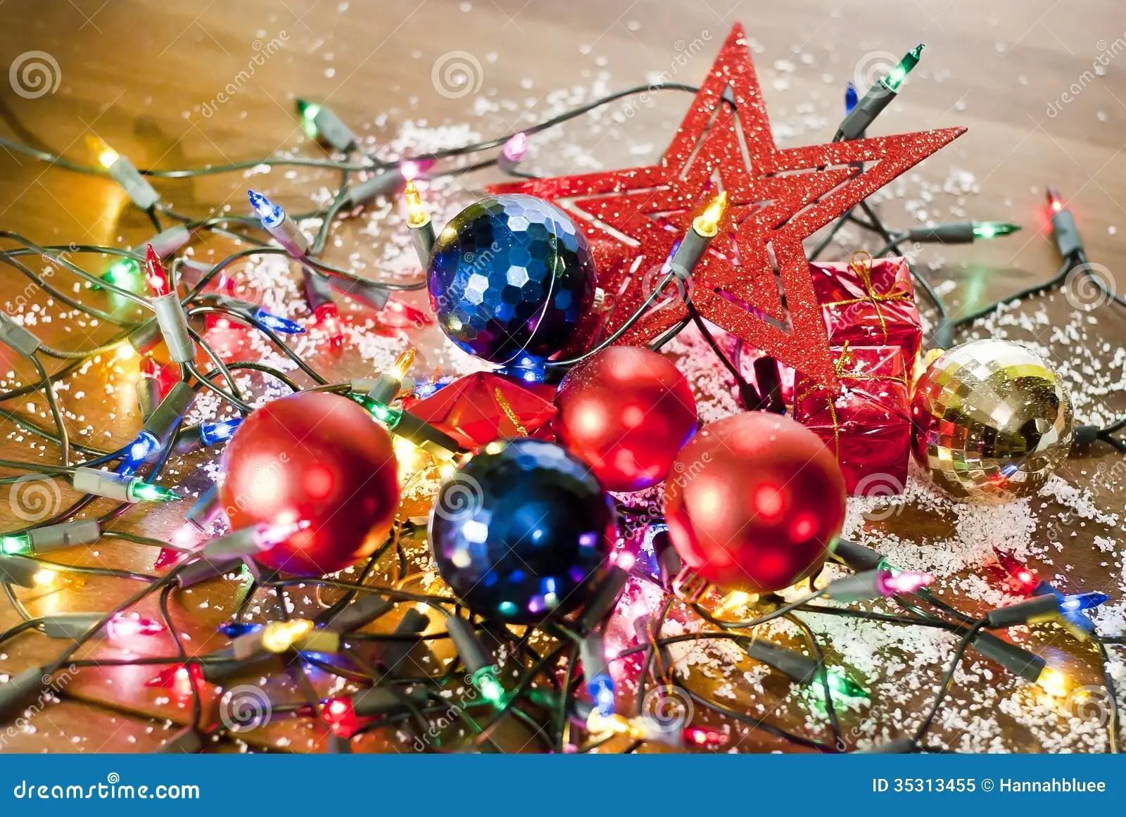 Christmas Mess Royalty Free Stock Photo Image 35313455