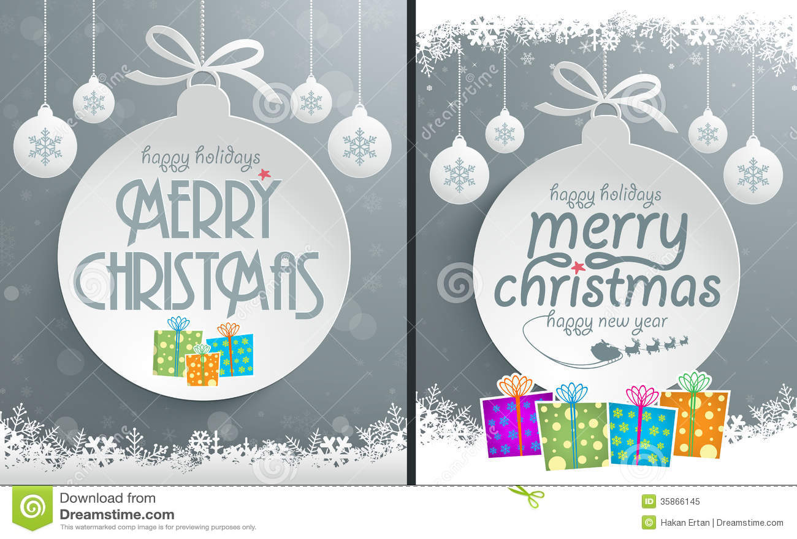 Christmas Message Design Royalty Free Stock Photo Image