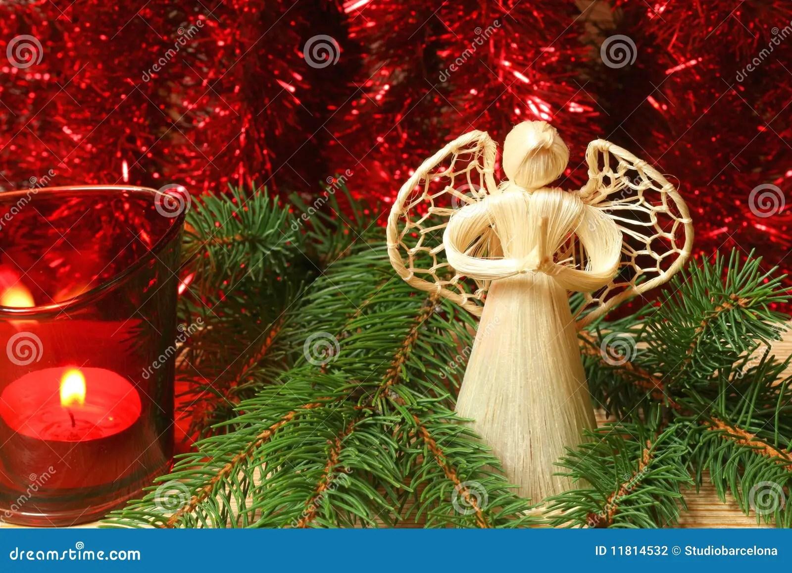 Christmas Praying Angel Stock Photography Image 11814532