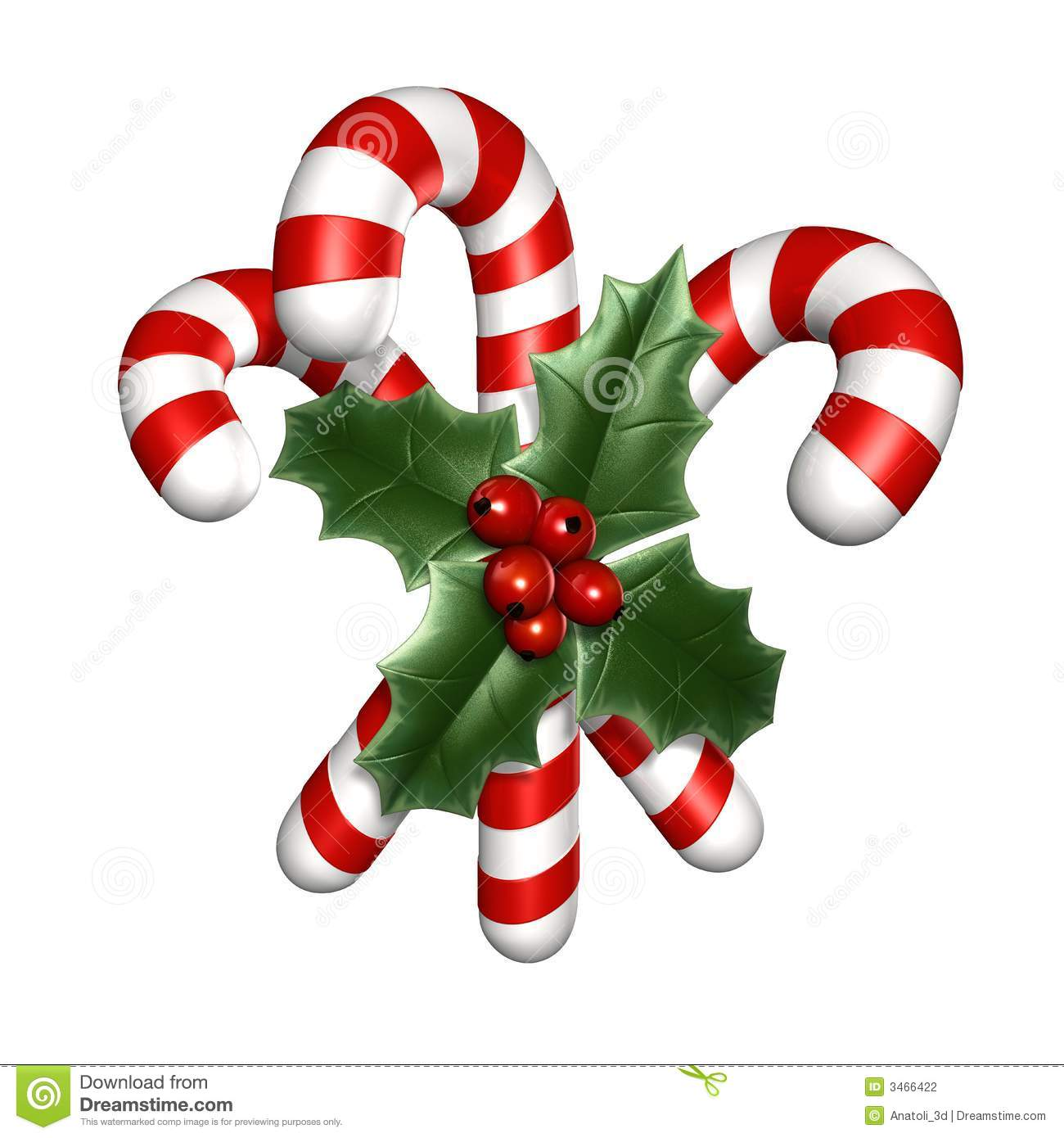 Christmas Sweets Stock Photography Image 3466422