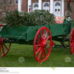 656 Christmas Wagon Photos Free Royalty Free Stock Photos From Dreamstime