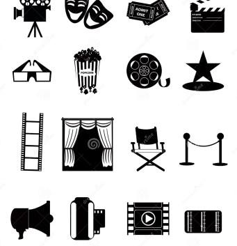 Image result for movie stills symbol