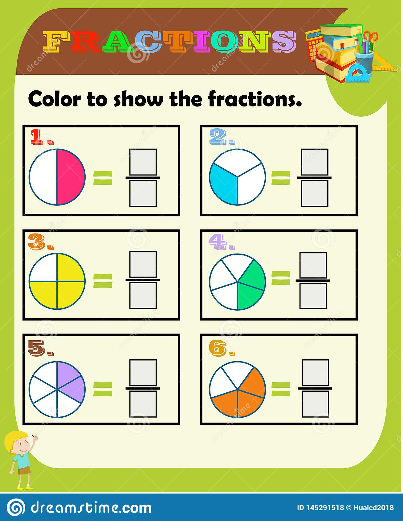 Circle And Square Worksheet Preschool