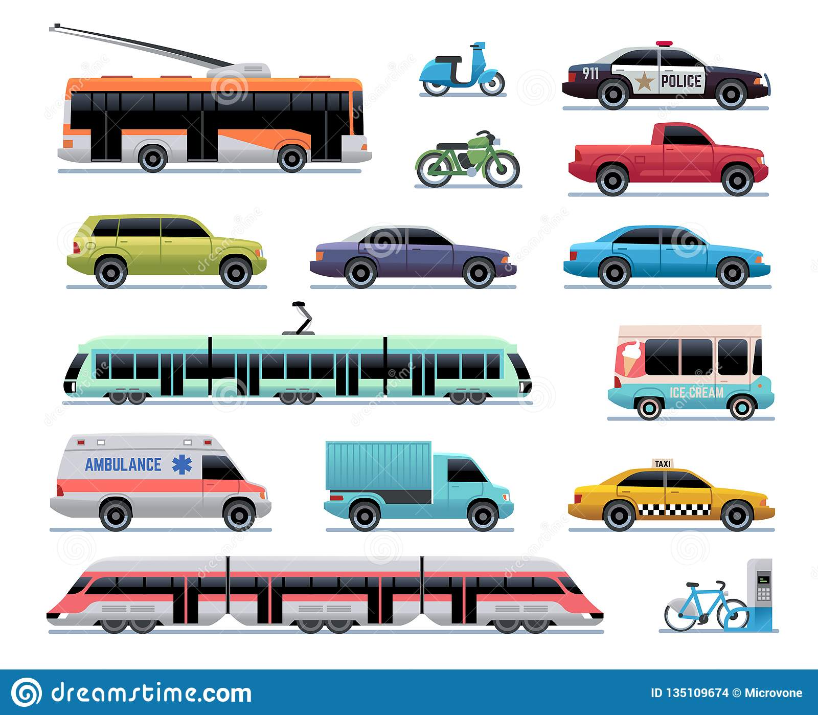 Cartoon Trolleybus And Turtle Alphabet Tracing Worksheet