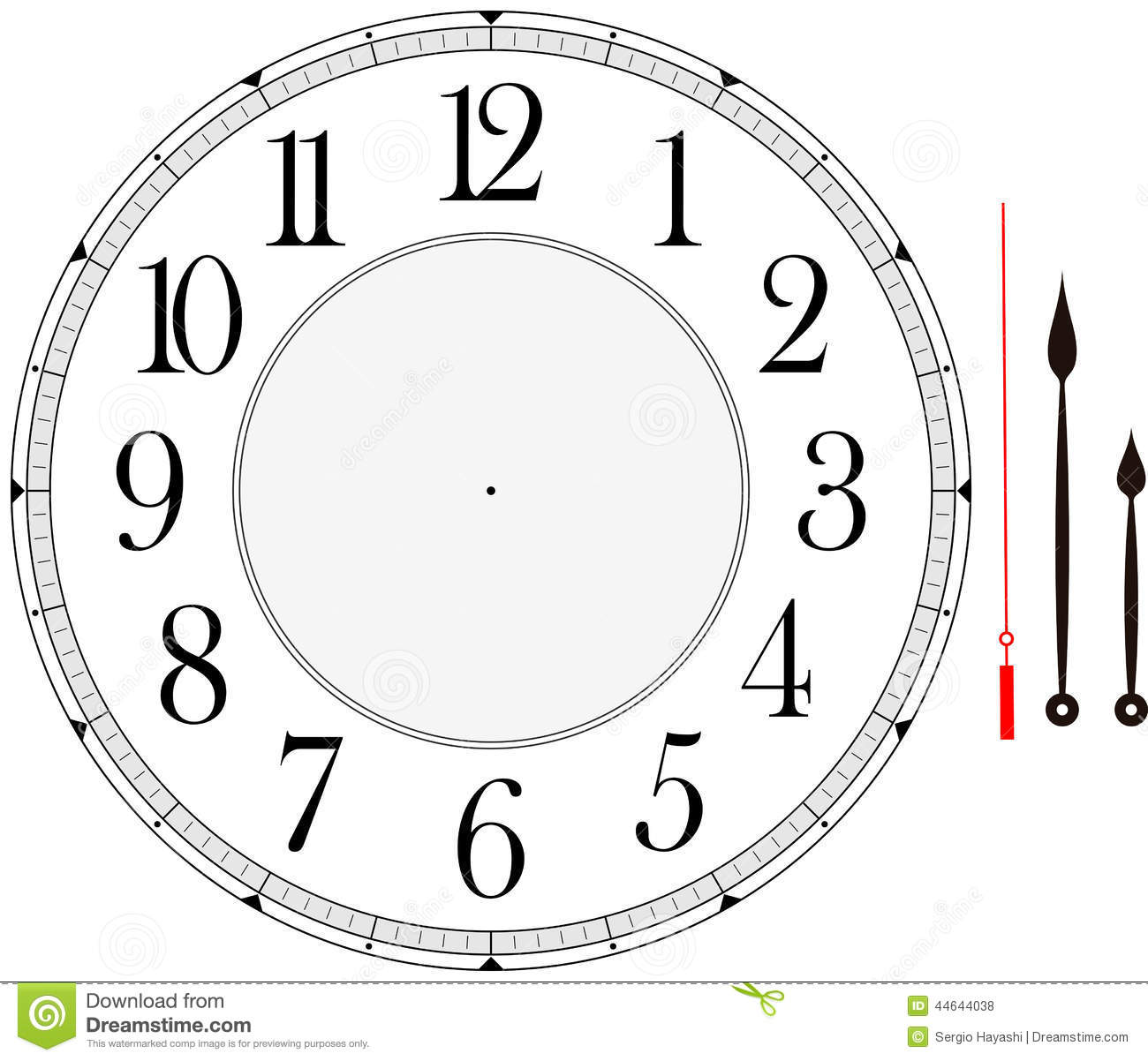 face template printable blank face template printable blank clock