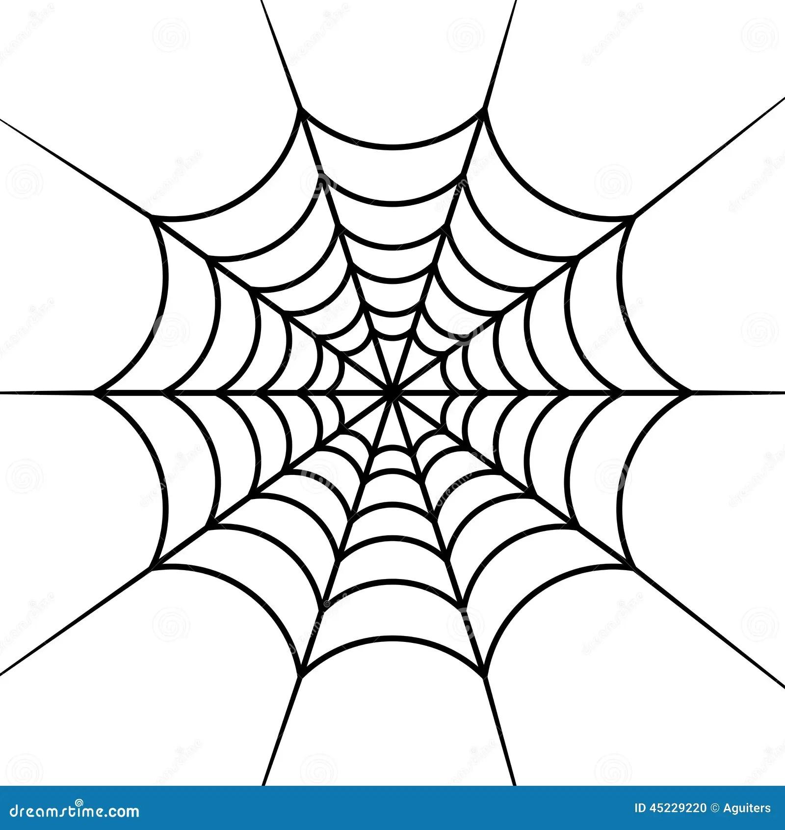 Cobweb Stock Vector