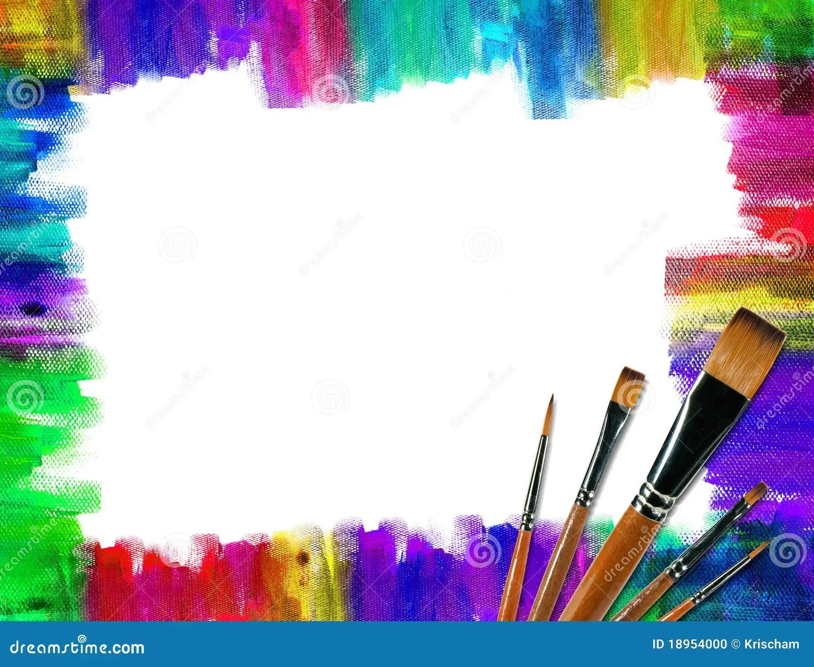 Paint Splash Background Yellow