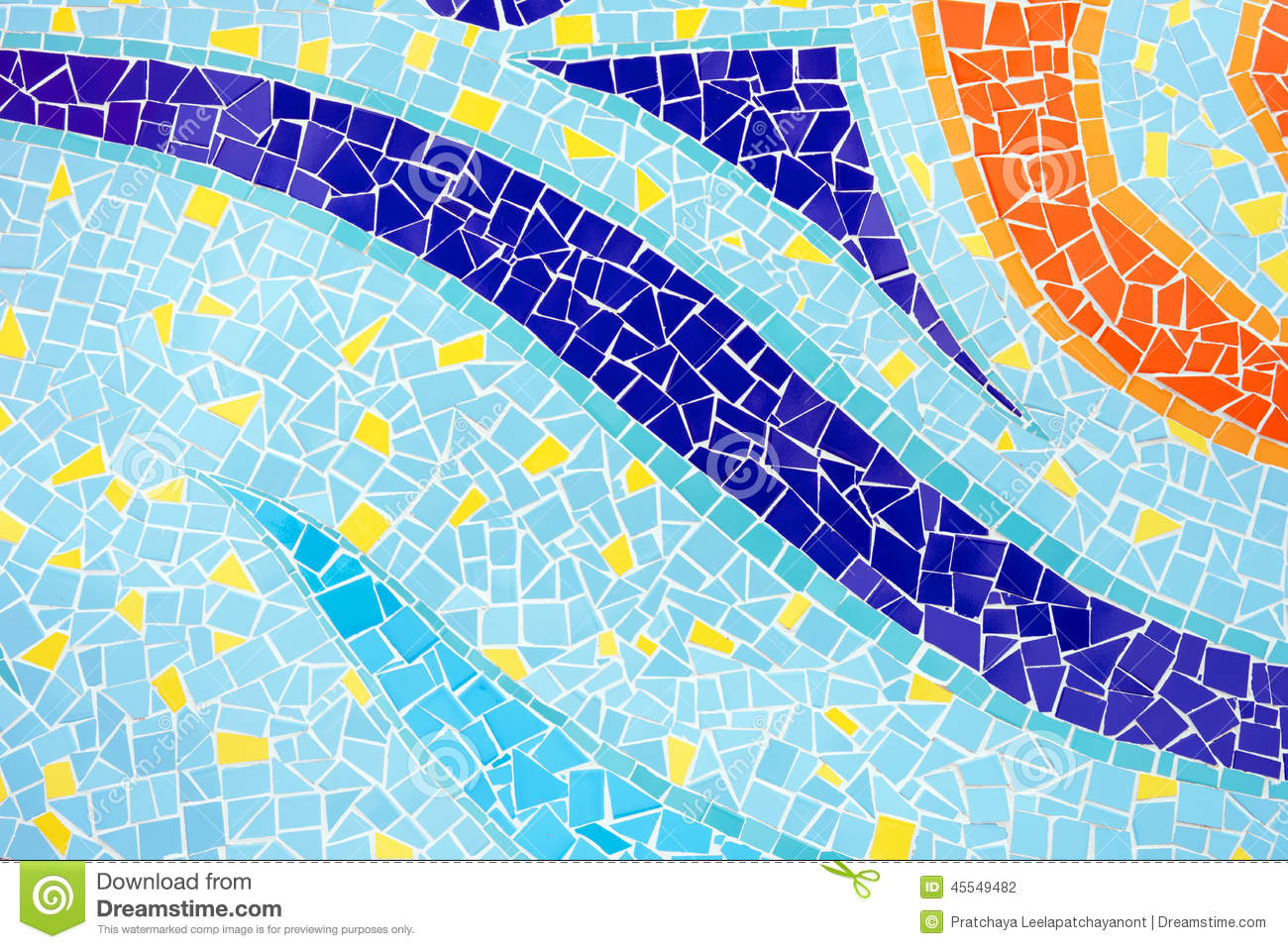 colorful mosaic tile stock photo image of texture arabic 45549482