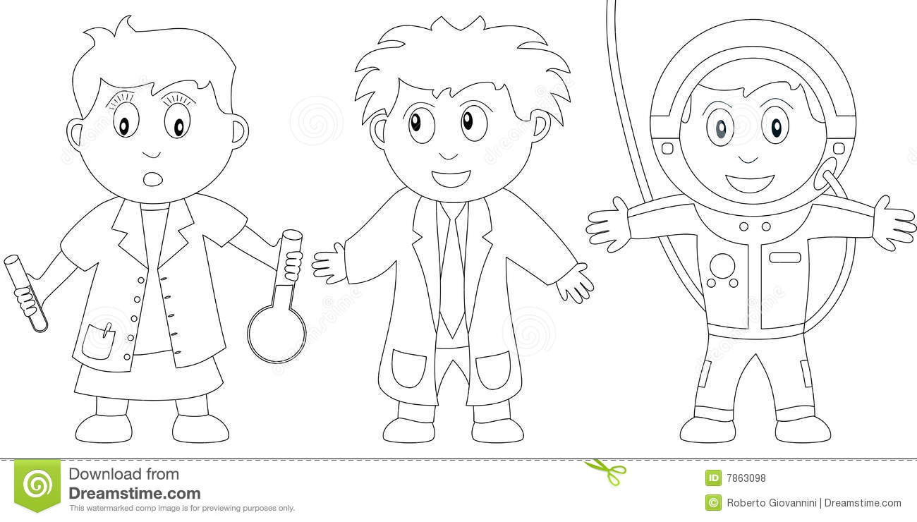 Coloring Book For Kids 11 Royalty Free Stock Photos