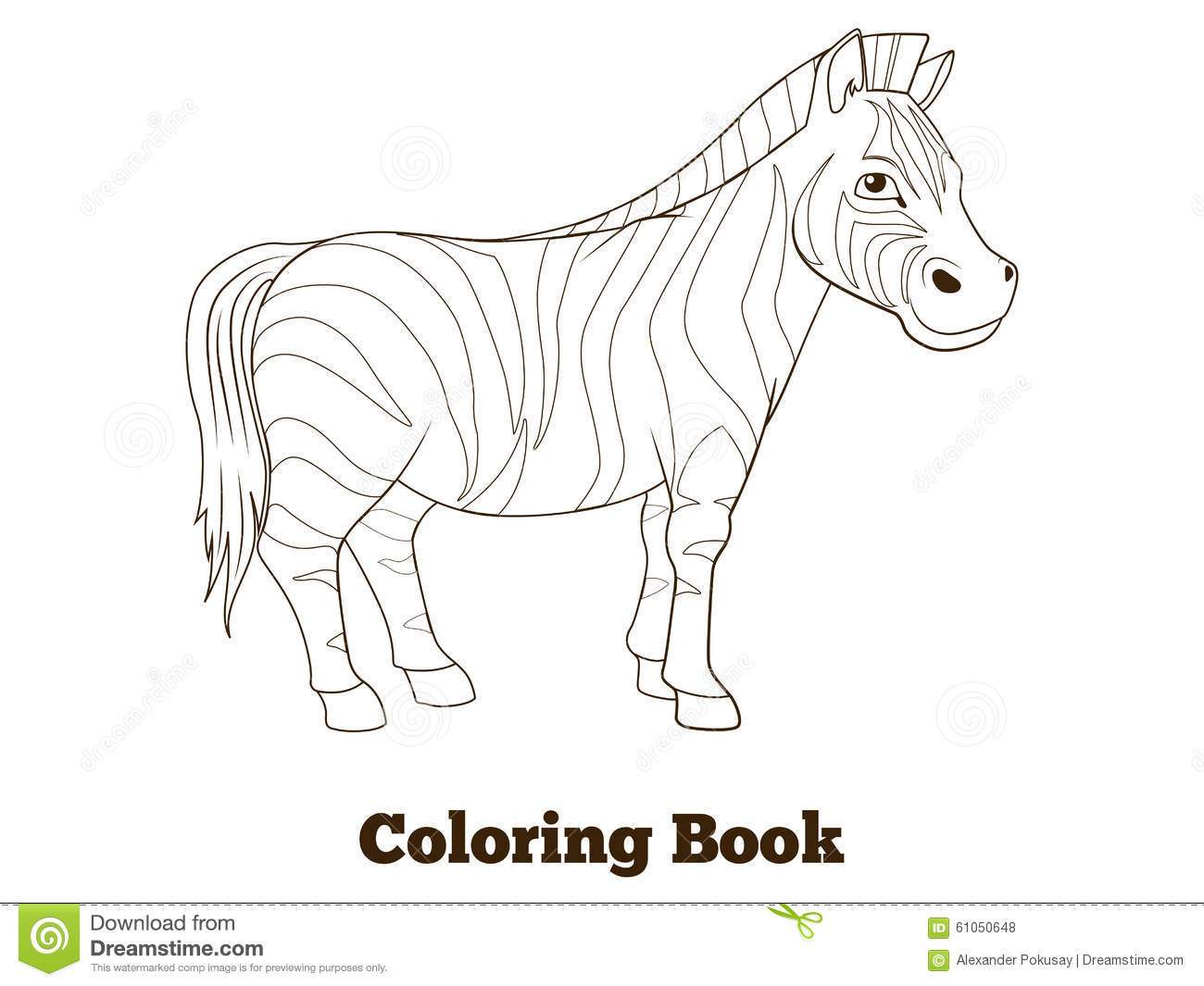 sketch african landscapes with animals coloring pages
