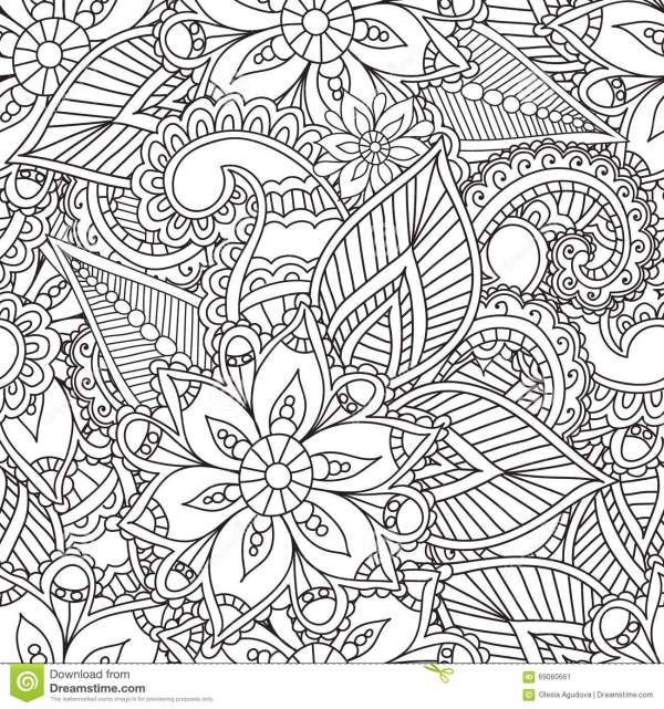 abstract coloring page # 30
