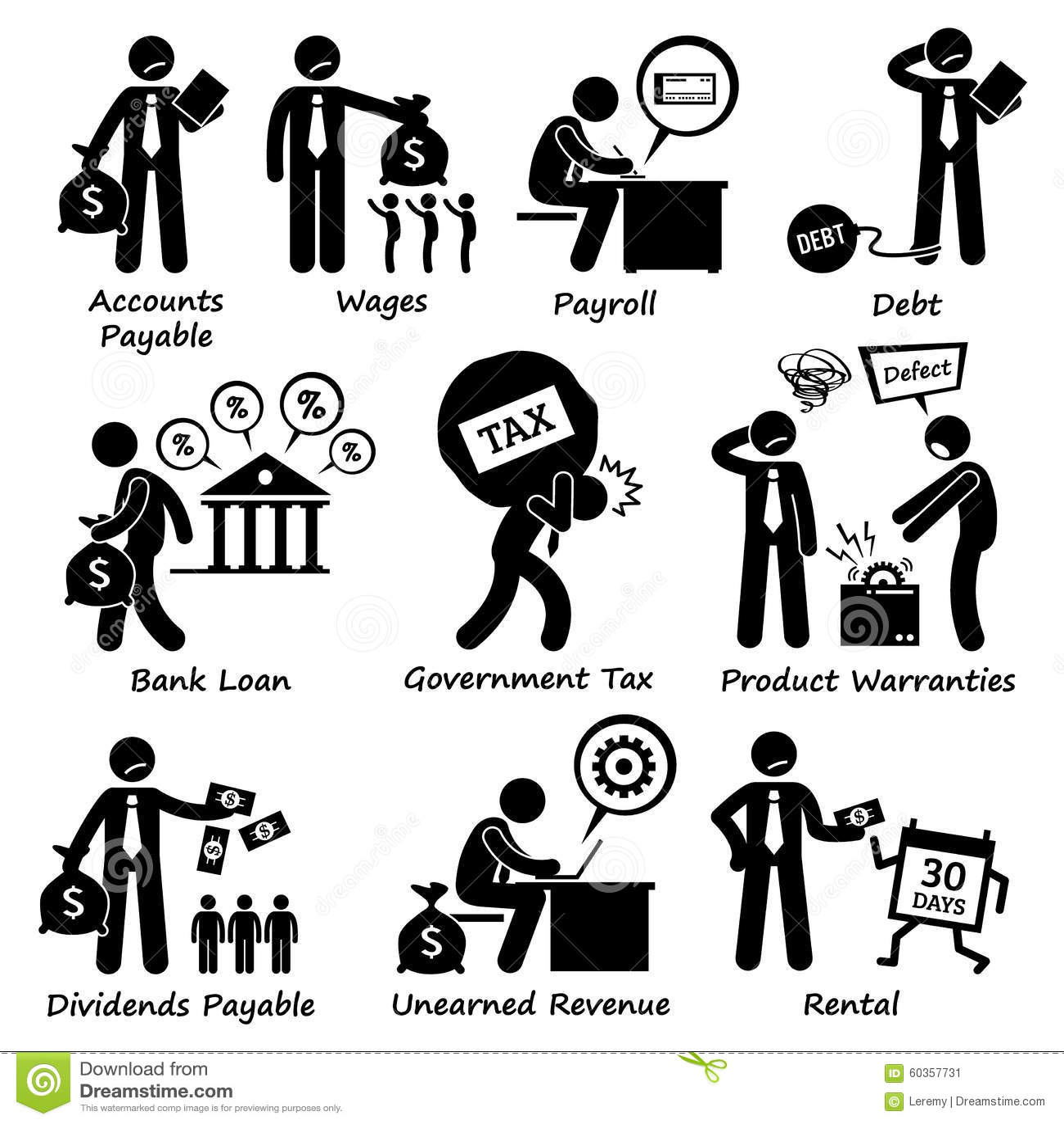 Bank Clip Art Business Cliparts