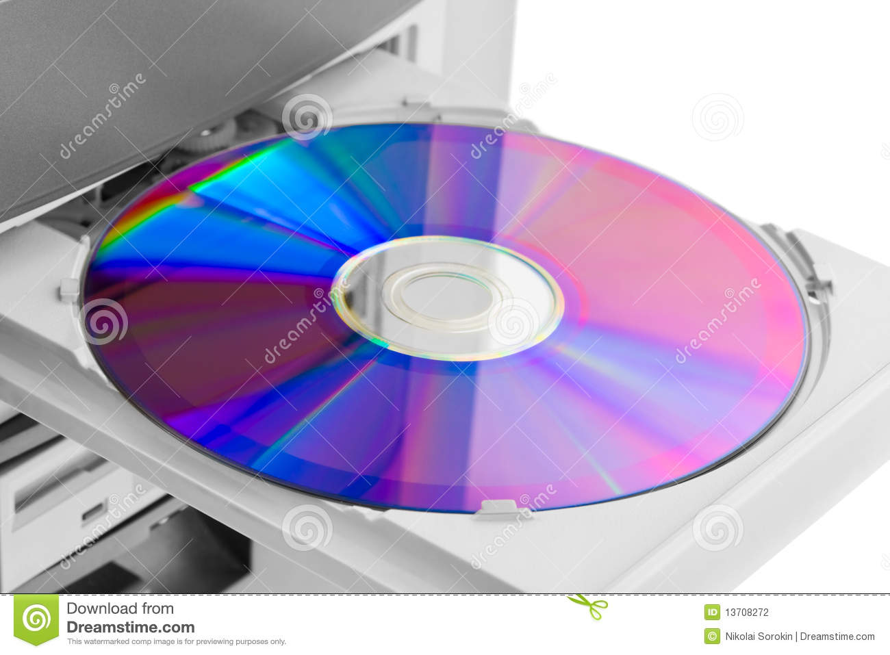 Computer Cd Rom Stock Photo Image Of Disc Heap