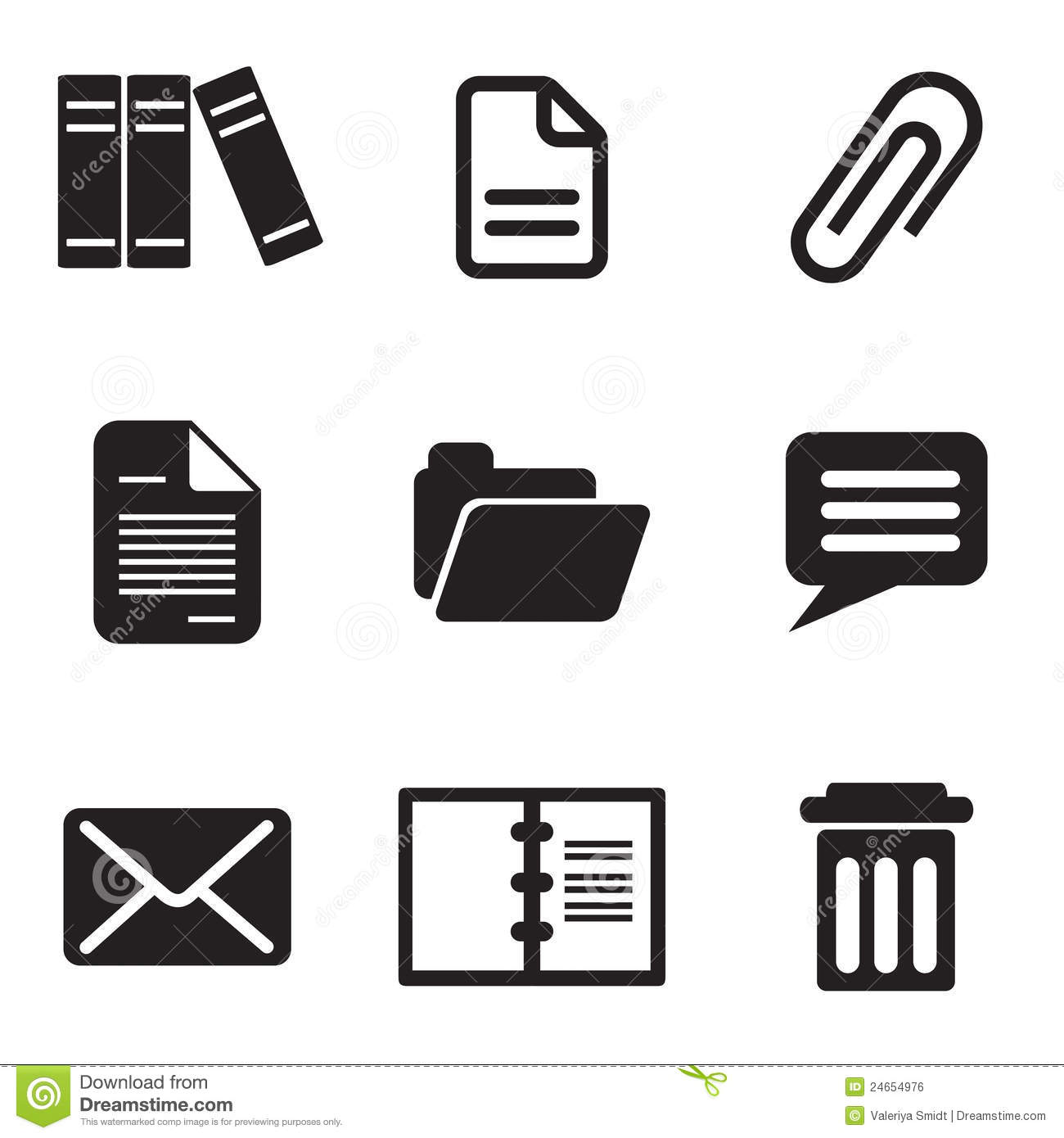 Computer Icons Stock Vector Illustration Of Simple Email