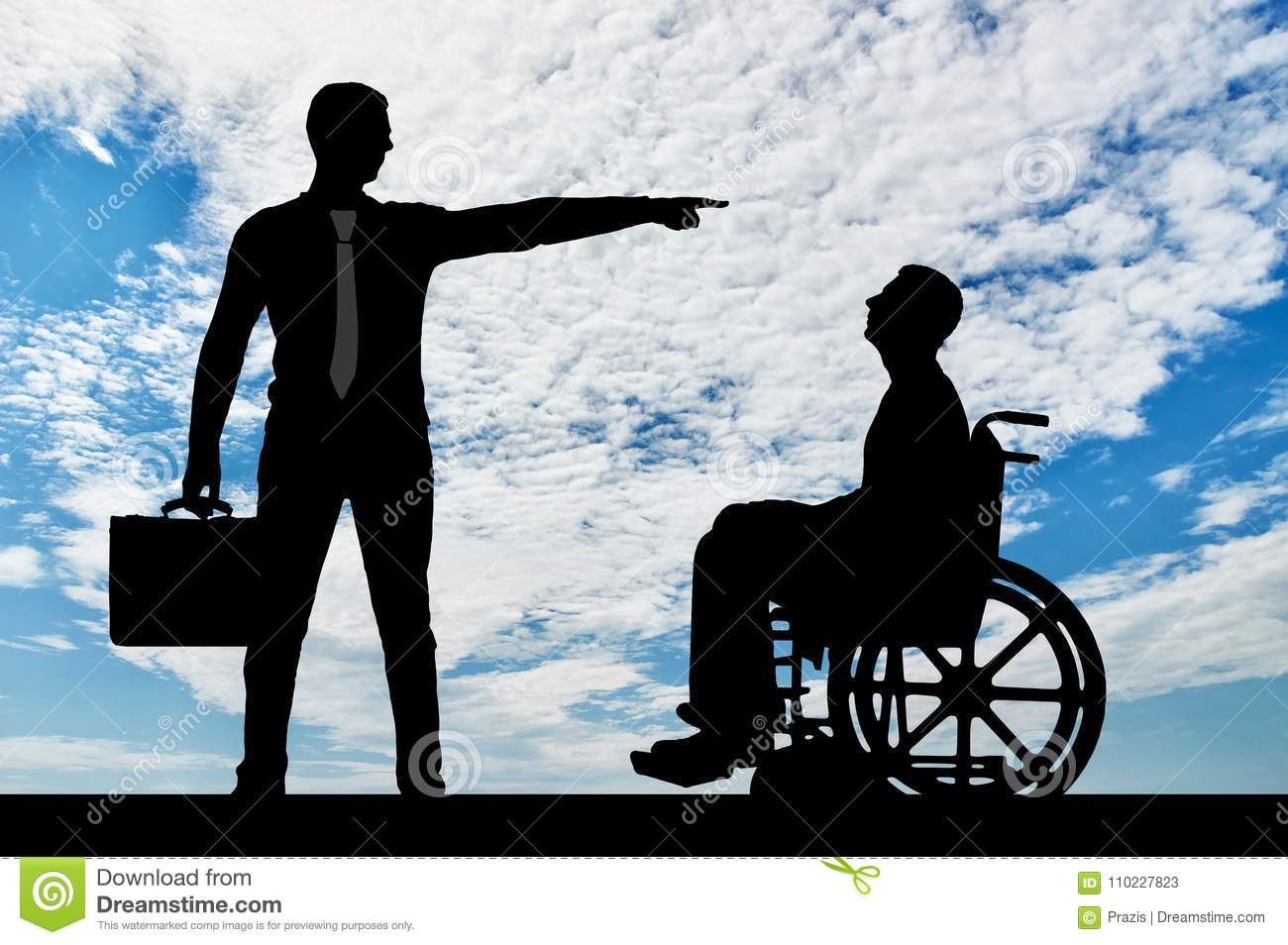 Concept Of Discrimination And Inequality For People With