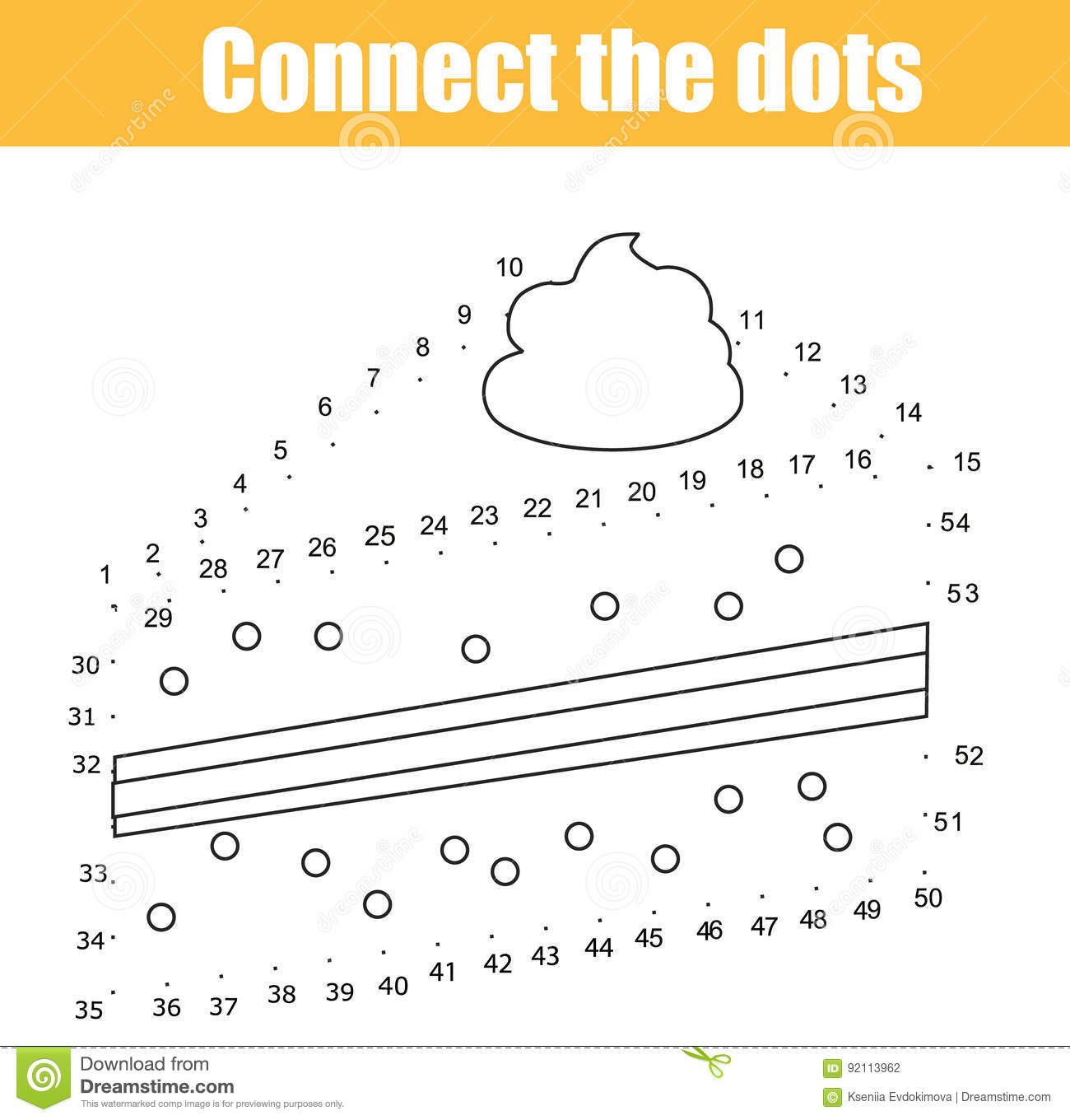 Join The Dots Worksheet 1 20