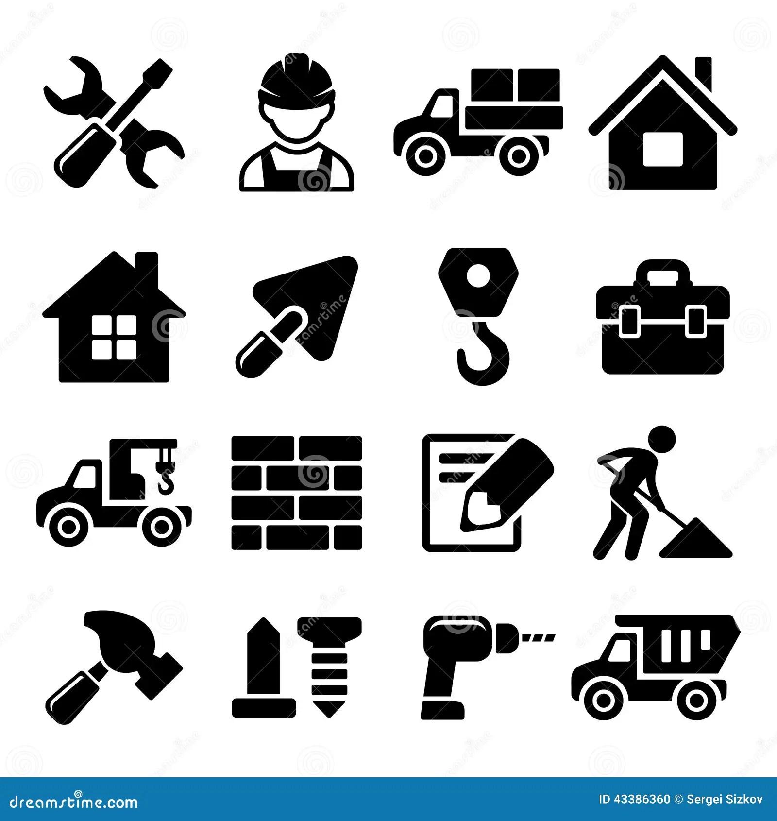Construction Worker Symbol
