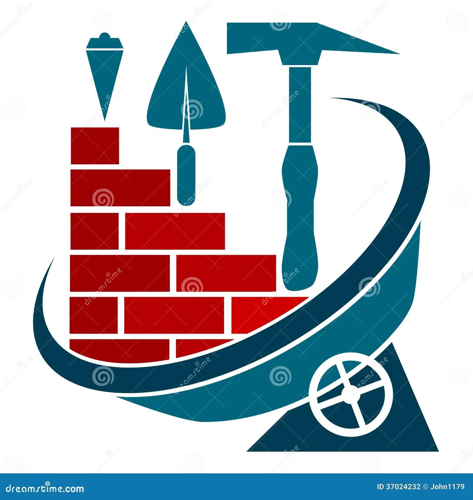 Construction Symbol Stock Photography